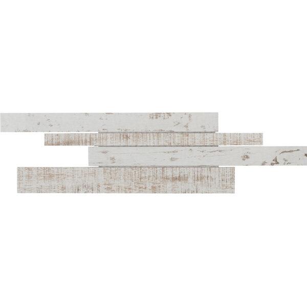 Jacaranda Patina Mosaic Plank