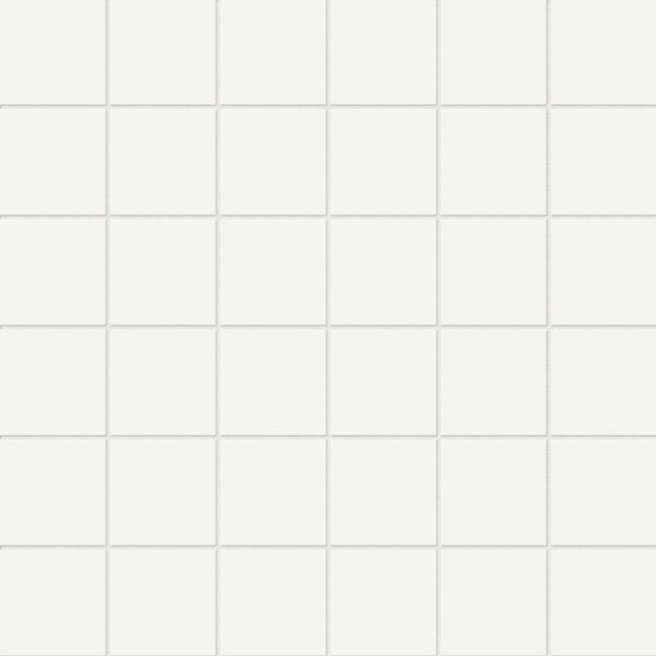 """Canvas White 2"""" x 2"""" Mosaic"""
