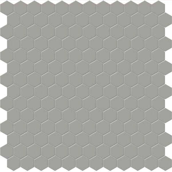 "Cement Chic 1"" Hexagon Mosaic"