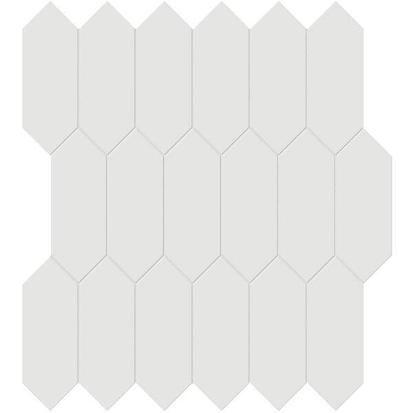 "Vintage Grey 2"" x 5"" Picket Mosaic"