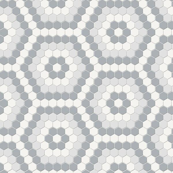 Hexagon Afternoon Blend Mosaic