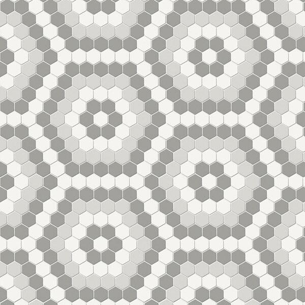 Hexagon Evening Blend Mosaic