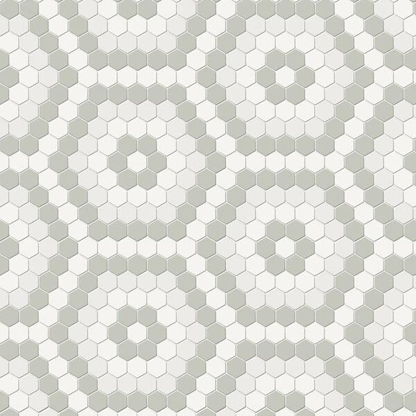 Hexagon Morning Blend Mosaic