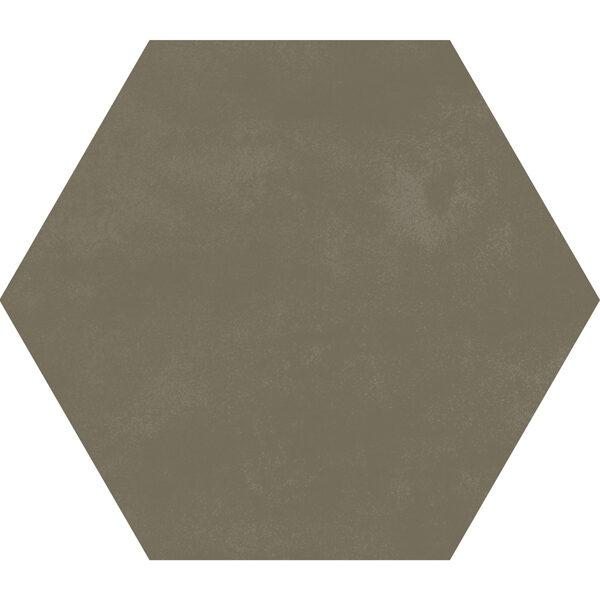 Khaki Hexagon