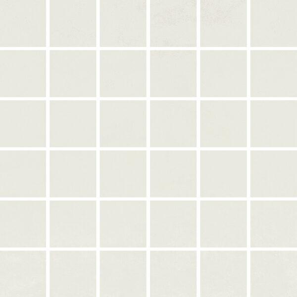 """White Matte 2"""" x 2"""" Mosaic"""