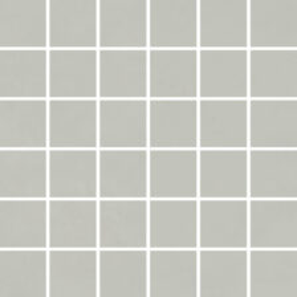 "Gray Matte 2"" x 2"" Mosaic"